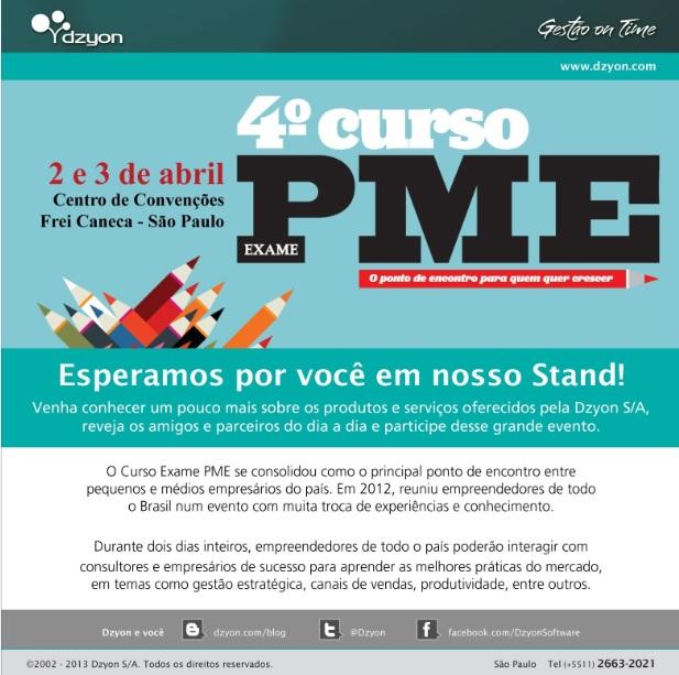 Curso Exame PME