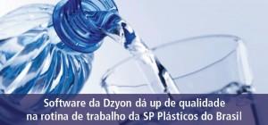 ERP Dzyon dá up de qualidade na rotina de trabalho da SP Plásticos do Brasil